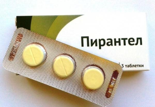 Таблетки против глистов для человека