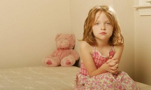 Проблема глистов у ребенка
